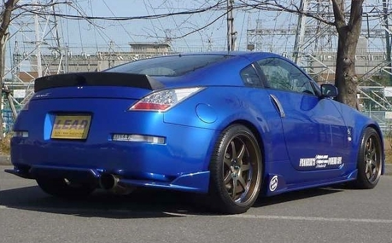 GT3037タービン装着!Z33型フェアレディZ・verS&痛車!宮城県白石市で走るボーカロイドタクシーの動画