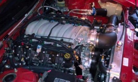 LS6エンジンスワップ240SX後期S14型20130225_1