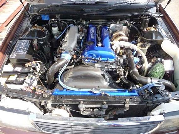 S14シルビアSR20エンジンC34ローレル20130226_2