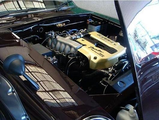 パドルシフトRB25エンジン換装S30GノーズZ20130323_4
