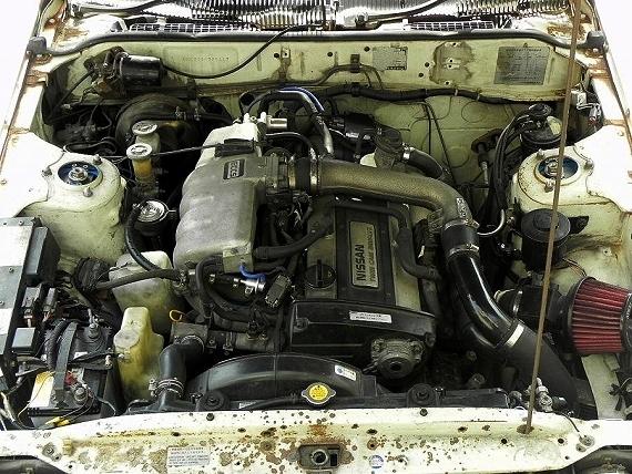 RB20DETエンジン搭載スカイラインジャパン4ドア20130322_1