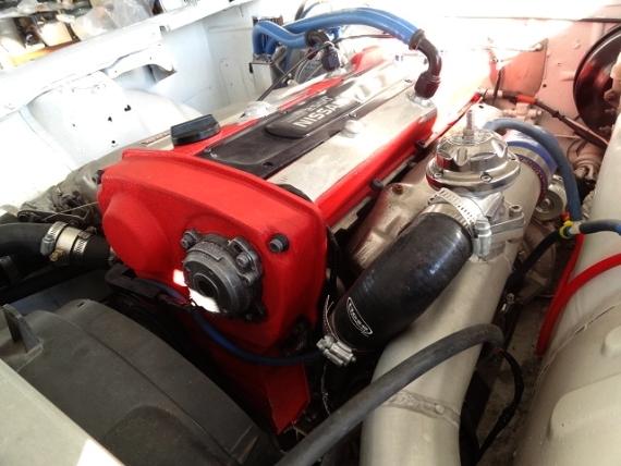 RB25エンジン輸出モデルS30系フェアレディZ20130321_2