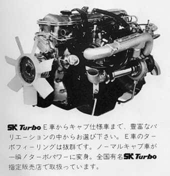 当時!SKターボ装着!S130型フェアレディZ&OS技研TC-16MA2エンジンの動画