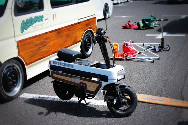 「ACG2013in関東」ハイエース車両編その2(200系)