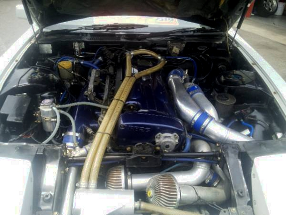 RB26エンジンスワップZ31フェアレディZ201120130406_2