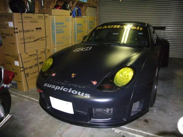 RWB製作!GT3Rエボワイド!996系ポルシェ911GT3ストリート&2JZエンジン搭載T230型セリカの動画