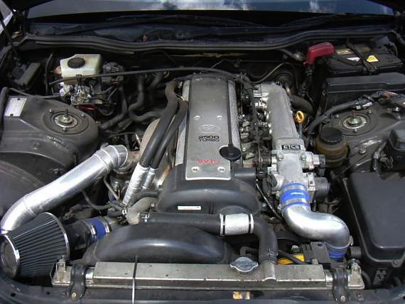 1JZ-GTEエンジン搭載!JZS160系アリストS300&2JZエンジン搭載70系スープラの動画