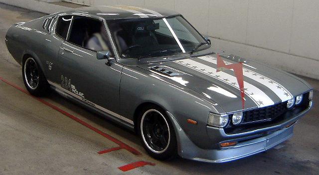 (2013年3月)トヨタ旧車!!TA27型セリカLB1600GTのオークション落札相場