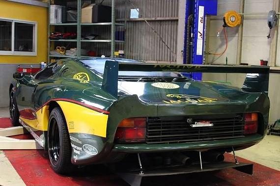 世界3台!ジャガーXJ220レーシングLM&当時1995年ジャガーXJ220LMの動画