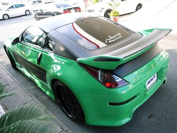 改造費700万円!フルカスタム!Z33型フェアレディZバージョンST&2JZエンジンスワップE30系BMWの動画