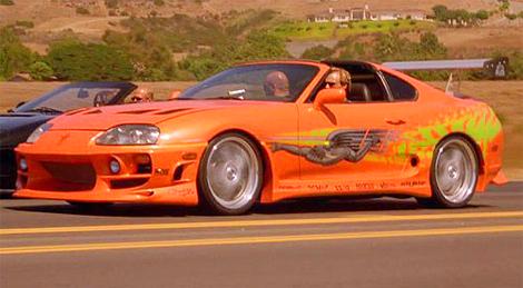2015 Toyota Supra >> (2011年)映画ワイルドスピードレプリカ!JZA80型スープラRZ&1JZエンジン搭載ドリフト仕様A31セフィーロ ...