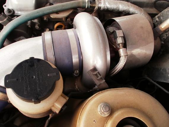 SR20エンジン社外タービンHR34スカイライン4ドア20130520_6