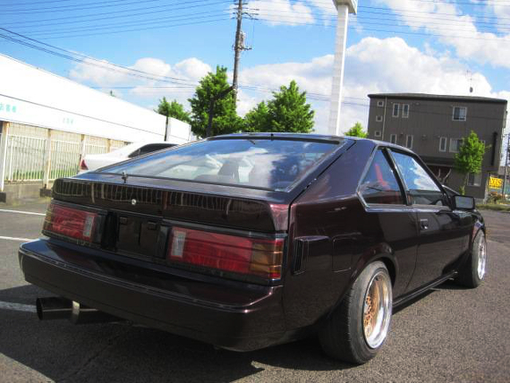 VVTiバージョン1JZターボスワップ!ハチマル世代!A60系セリカXX&1984年トヨタ2ndスープラのCM動画