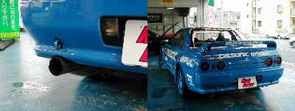 (2005年)グループAカルソニックレプリカ!BNR32スカイラインGT-R&鈴鹿50周年アニバーサリーデーの動画