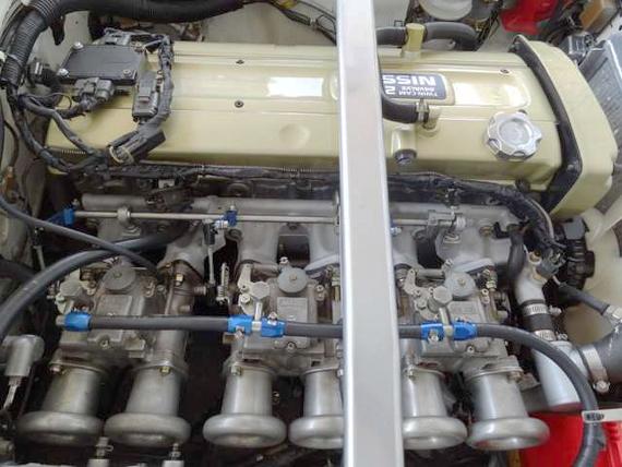 ソレックスキャブ仕様RB20エンジン公認ハコスカ2ドア20130620_3
