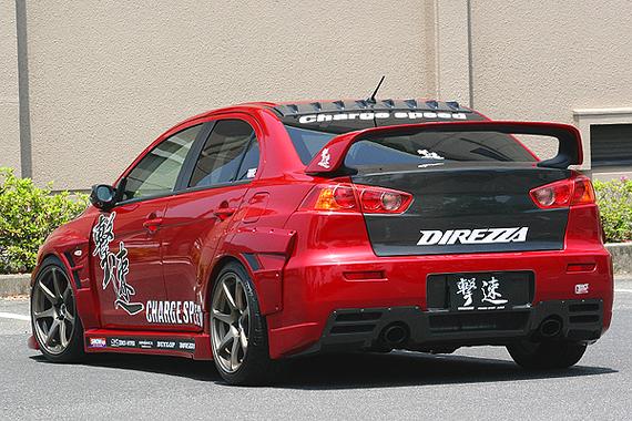(2011年)チャージスピードデモカー!!ワイド仕様!!ランサーエボリューション10&三菱4G63エンジン換装930型ポルシェの動画