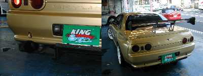 (2004年)600馬力!トップシークレットデモカー!BNR32スカイラインGT-R&2JZエンジン換装S30ダットサン280Zの動画