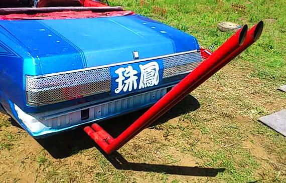 街道レーサー!オープンカー!サバンナワークスGX71クレスタ&当時1990年JZX81系マーク2のCM動画