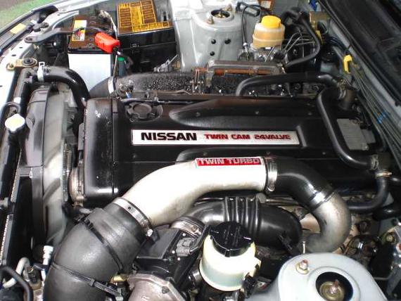 RB26DETTエンジン換装HR34スカイライン20130603_4