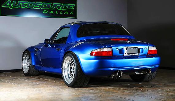 (海外)V8型LS1エンジン換装!!BMW・Z3ロードスター&V8エンジン換装!初代レクサスGSの動画