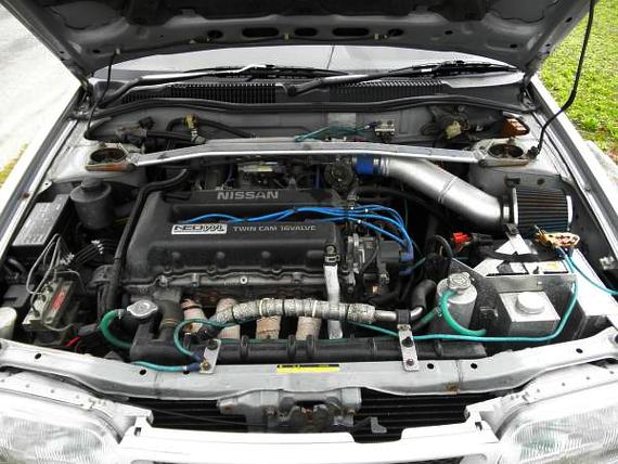 NEO!VVL仕様SR20エンジンスワップ!P10系プリメーラ&ツーリングカー選手P11型プリメーラの動画