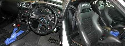 オートサロン出品トップシークレットデモカーR33スカイラインGTR20130701_3