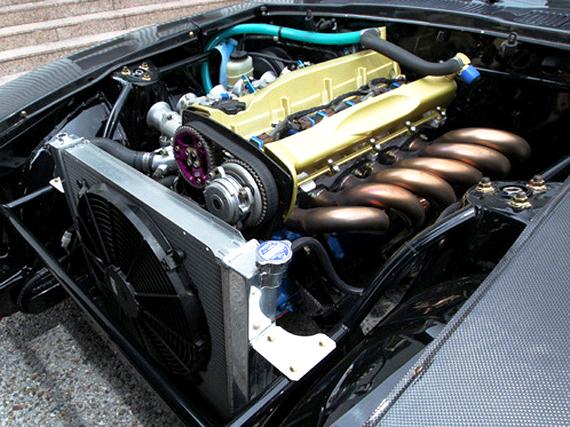 キャブRB30エンジン搭載カーボンS30フェアレディZ20130725_3
