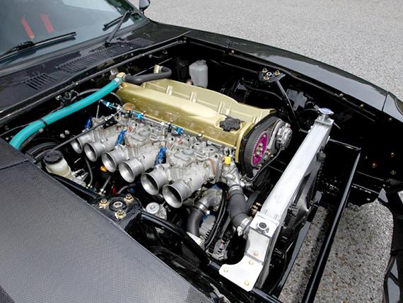 キャブRB30エンジン搭載カーボンS30フェアレディZ20130725_4