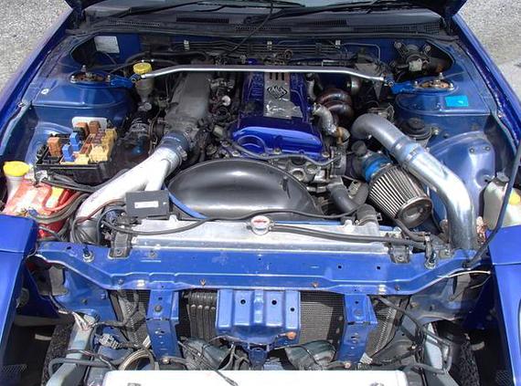 フェアレディ240ZG顔SR20エンジンS15型シルビア20130723_3