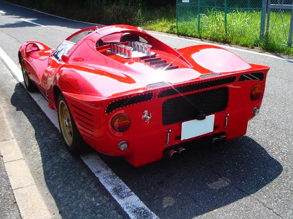 フェラーリ330P4レプリカ20130703_3