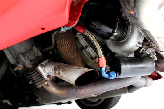 ルーフターボエンジン換装930ポルシェ911カレラ20130708_6