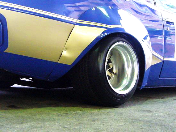 レース仕様フルワークスC110型スカイラインケンメリ2ドア20130723_3