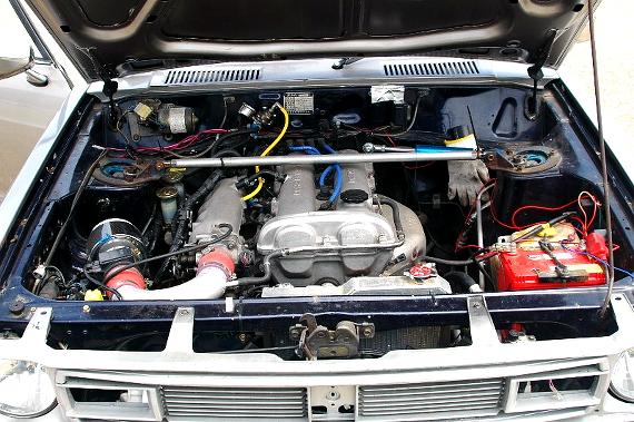 ロードスター用BPエンジンスワップB310サニー20130708_ (5)