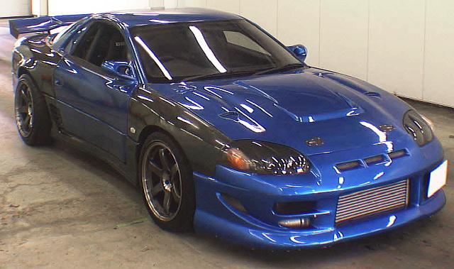(2013年5月)ワイドボディ仕様!三菱GTOのオークション落札相場