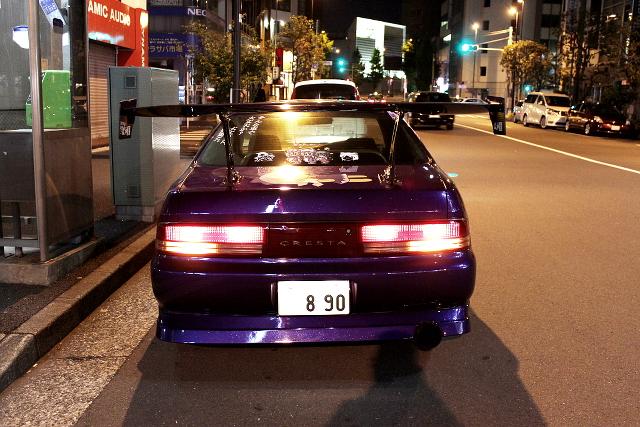 伊藤オート元デモカー八雲仕様痛車JZX90クレスタ20130710_ (10)