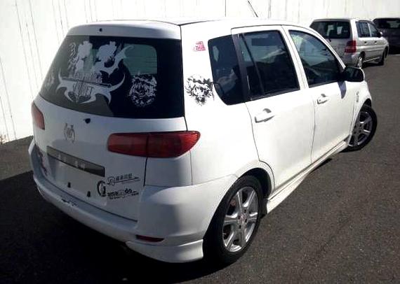 東方紅魔郷マツダデミオ痛車20130706_3