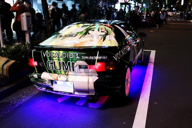 痛車ストリート秋葉原20130719_ (1)