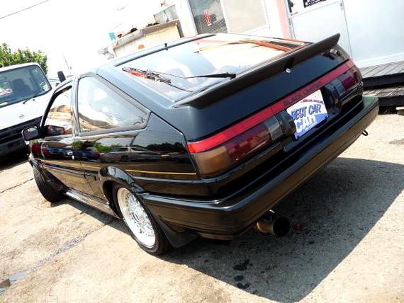 限定車ブラックリミテッドAE86トレノ20130709_3