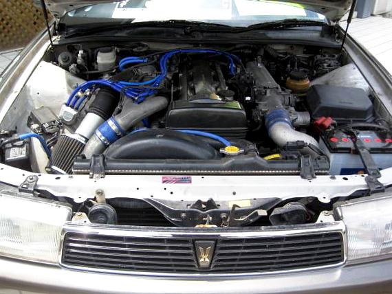 2JZエンジン換装JZX90系クレスタ20130727_3