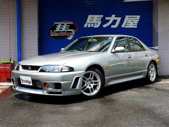 40周年記念モデル!4ドア仕様R33スカイラインGTRオーテックバージョン&広島!2013年ロータリーミーティングの様子動画