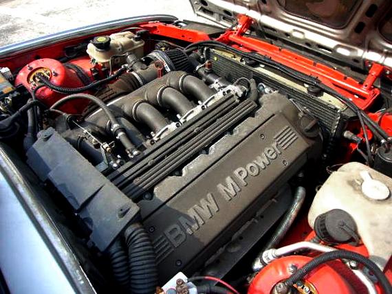 E36型M3B用S50エンジン換装E30BMWステーションワゴン20130721_3
