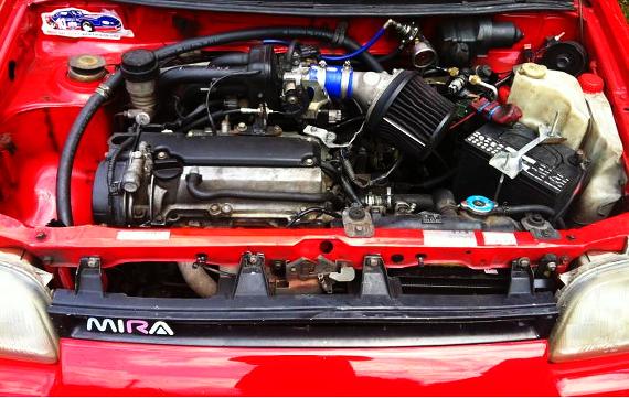 EJVEエンジン換装L200Sミラ20130702_2