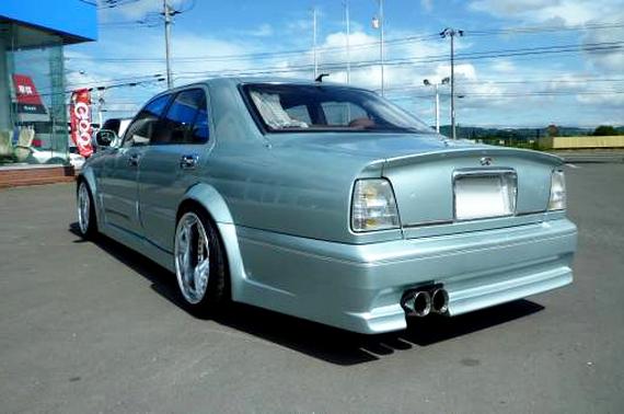 F50シーマ顔Y32シーマ20130722_2