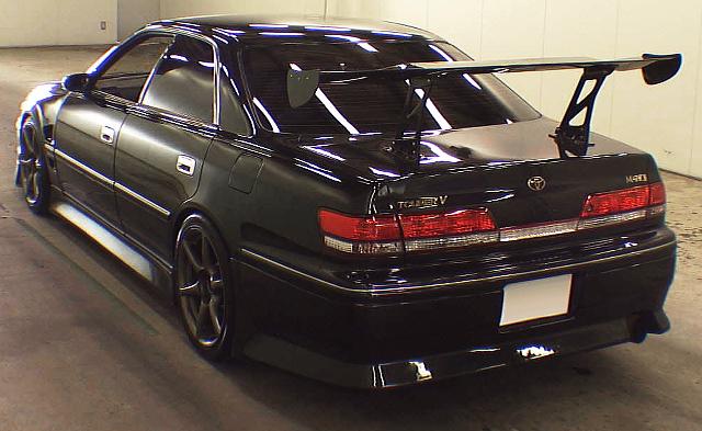 GTウイングR34GTRホイールJZX100マークⅡ車両落札価格201305_ (2)