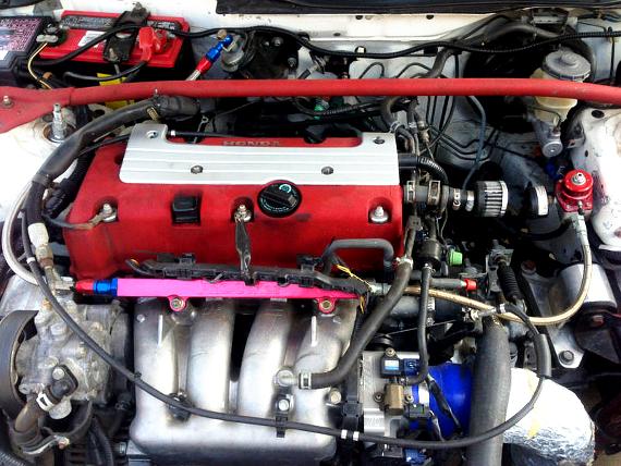 K20AエンジンスワップEK型シビック20130717_2