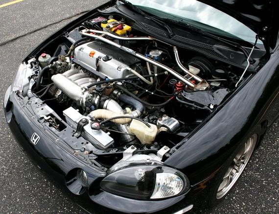 K20Aエンジン換装CRXデルソル20130726_4