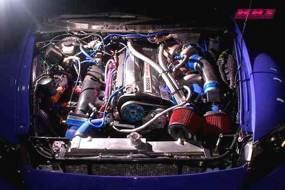 RB26エンジン搭載ドリフト仕様マツダRX8_20130724_3