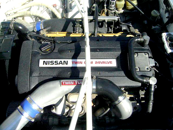 RB26DETTエンジン搭載S30フェアレディZ20130725_2