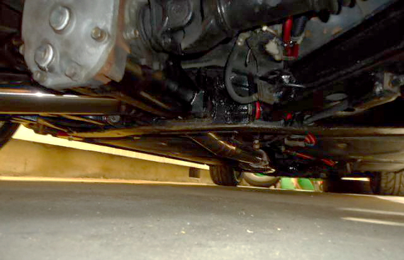 SR20エンジン換装510ブルーバードセダン20130708_5