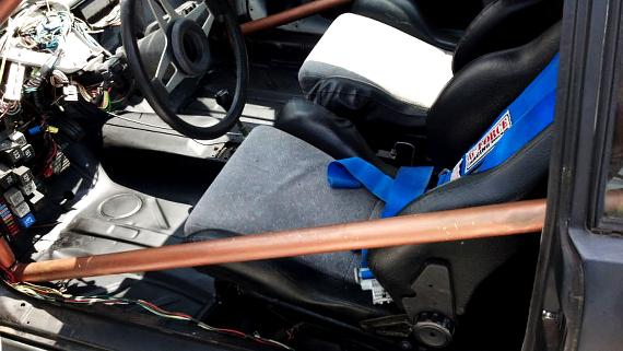 V6型VR6エンジン換装初代VWシロッコ20130707_3